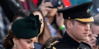 Kate and William are allegedly not the people the public think they are Image GETTY
