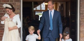 Kate and William have now three children Prince George Princess Charlotte and Prince Louis Image GETTY
