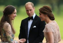 Kate and her former close friend Rose Hanbury have a had a terrible falling out according to royal sources