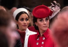 Meghan Markle and Kate Middleton had a falling out over this Shocking reason Photo C GETTY IMAGES