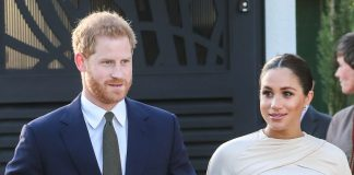 Meghan Markle and Prince Harry Had a Private Meeting Yesterday Could It Be a New Royal Cause PHOTO C GETTY IMAGE