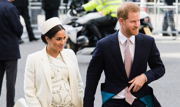 Meghan Markle and Prince Harry wanted their own independent court Image GETTY