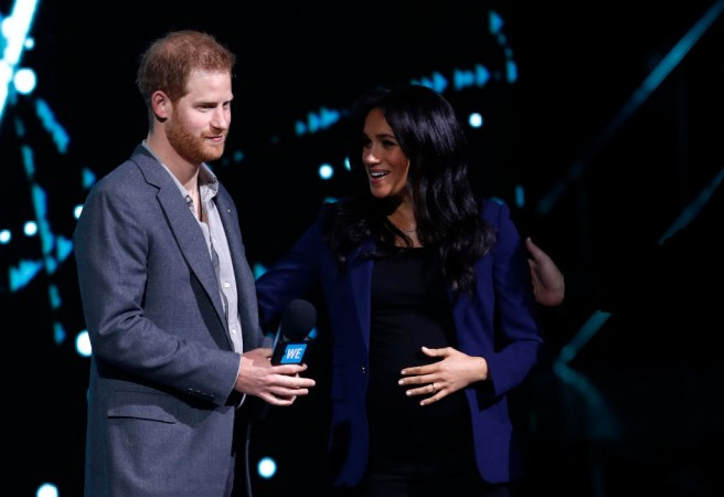 Meghan Markle gives acting classes to Prince Harry after cringeworthy moment Photo C GETTY IMAGES