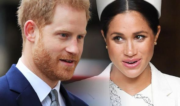 Meghan Markle has a Image GETTY