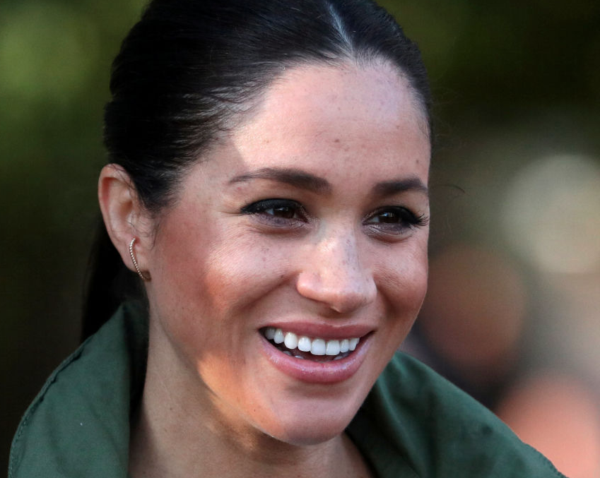 Meghan Markle is taller than average photo C Getty Images