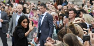 Meghan Markle to raise her baby as Gender Fluid Royal Family angry about decision PHOTO c gETTY iMAAGES