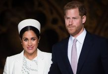 Meghan and Harry are expecting their first child in a matter of weeks Image GETTY