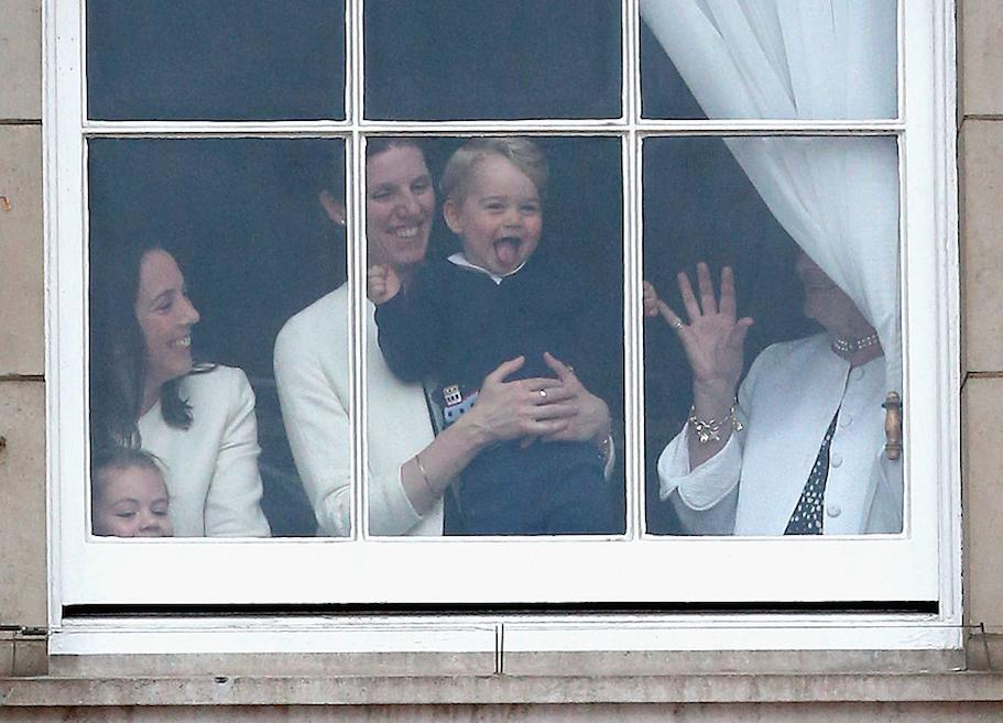Nanny Maria Borralo photo C Getty Images