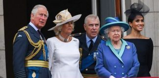 New documentary on the royal family Pic GETTY