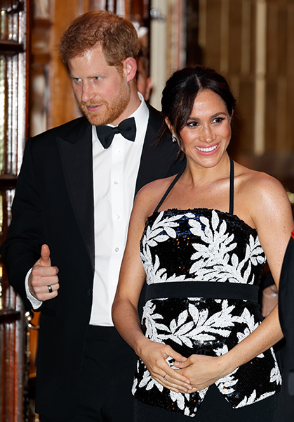 Prince Harry and Meghan Markle Photo C GETTY IMAGES