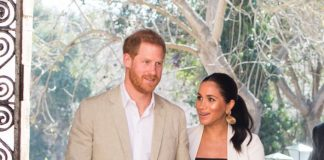 Prince Harry and Meghan Markle Photo C WireImage
