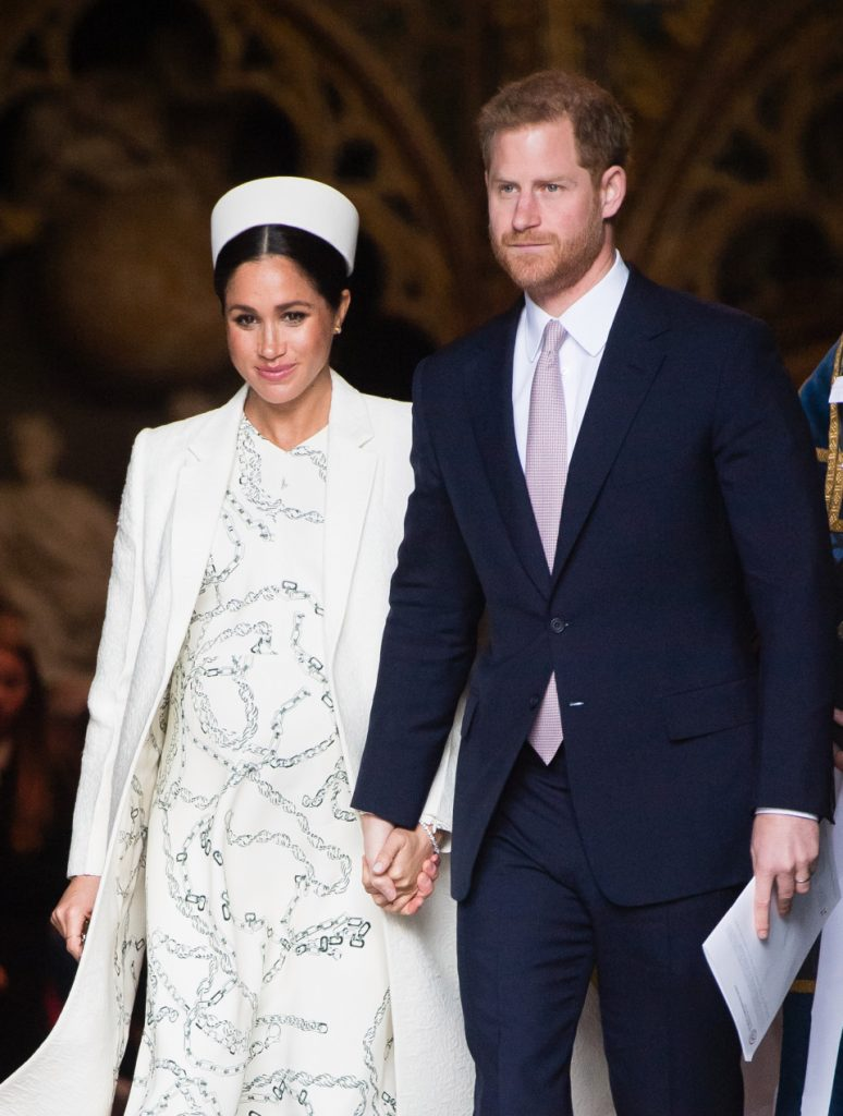 Prince Harry and Meghan Markle wanted to set up their own Royal household after the Kensington Palace split but the move was blocked by the Queen Photo C GETTY IMAGES