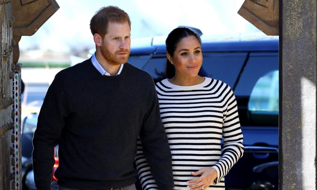 Prince Harry and Meghan had the most fun date night this weekend photo C getty image