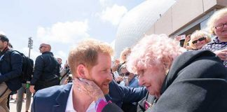 Prince Harry sends sweet birthday message to this special royal fan Photo C GETTY IMAGES