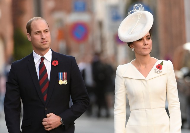 Prince William and Kate Middleton Photo C JOHN THYS AFP Getty Images