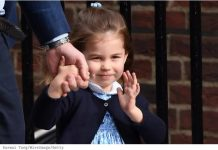 Prince William cracked some dad jokes about styling Princess Charlotte's hair