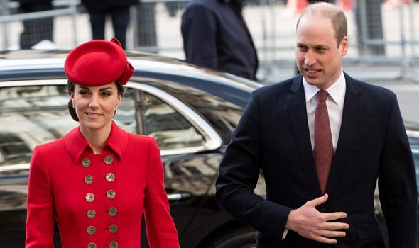 Prince William wanted to be reassured Prince Harry would be supported by Buckingham Palace Image GETTY