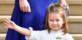 Princess Charlotte must wave in a certain manner Photo C Pool Max Mumb Getty Images