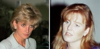 Princess Diana and Sarah Ferguson had a complex relatonship Image Getty