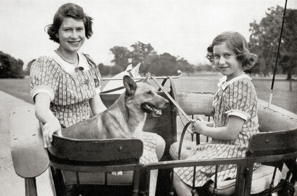 Princess Margaret was known for her rebellious nature and determined personality Image Getty