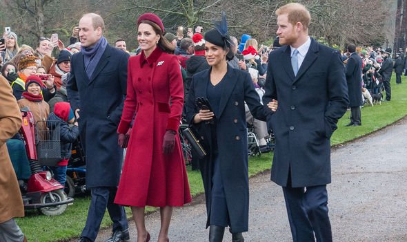 Royal news The fab four are set to drift further apart Image GETTY