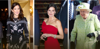 Royal style watch Queen Letizia leads the regal fash pack this week Photo C GETTY IMAGES