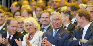 Royals Prince Charles Prince William Prince Harry and Camilla Photo C GETTY IMAGES