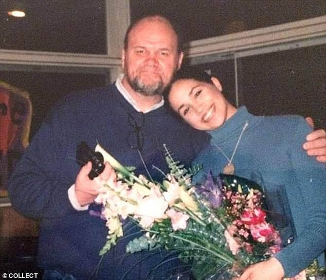 Samantha said she was put on the fake list for defending her father Thomas Markle from public scrutiny and speaking the truth