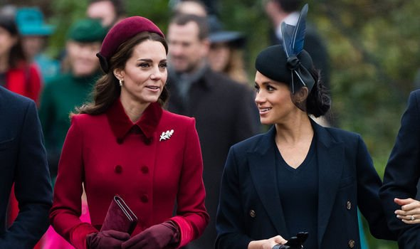 "The Duchess of Cambridge's priority is reportedly to keep ""their relationship professional"" Image GETTY"