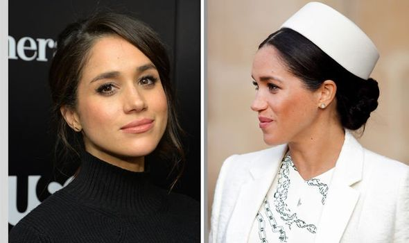 The Duchess of Sussex Image Getty