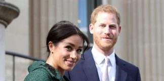The Duchess of Sussex will break royal protocol after she has given birth her friend has revealed Image GETTY