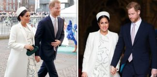 The Duke and Duchess of Sussex were togther Commonwealth Day celebrations this week Image Getty