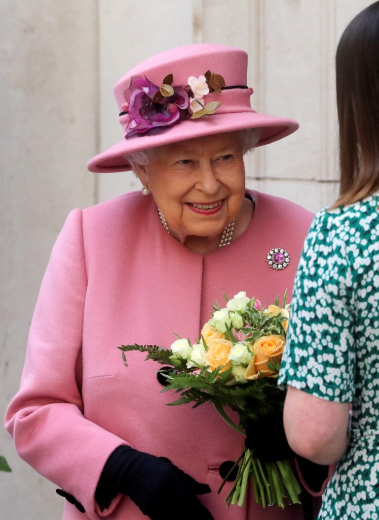 The Queen has appointed Sir Christopher Geidt as her Permanent Lord in Waiting and part of the role will be working with Meghan Photo C REUTERS