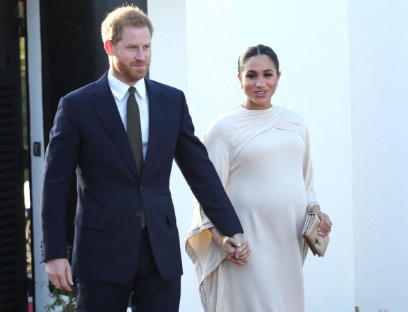 The Queen is scared of Meghan Markle fears Duchess could hurt the Royal Family by doing this Shocking thing Photo C GETTY IMAGES