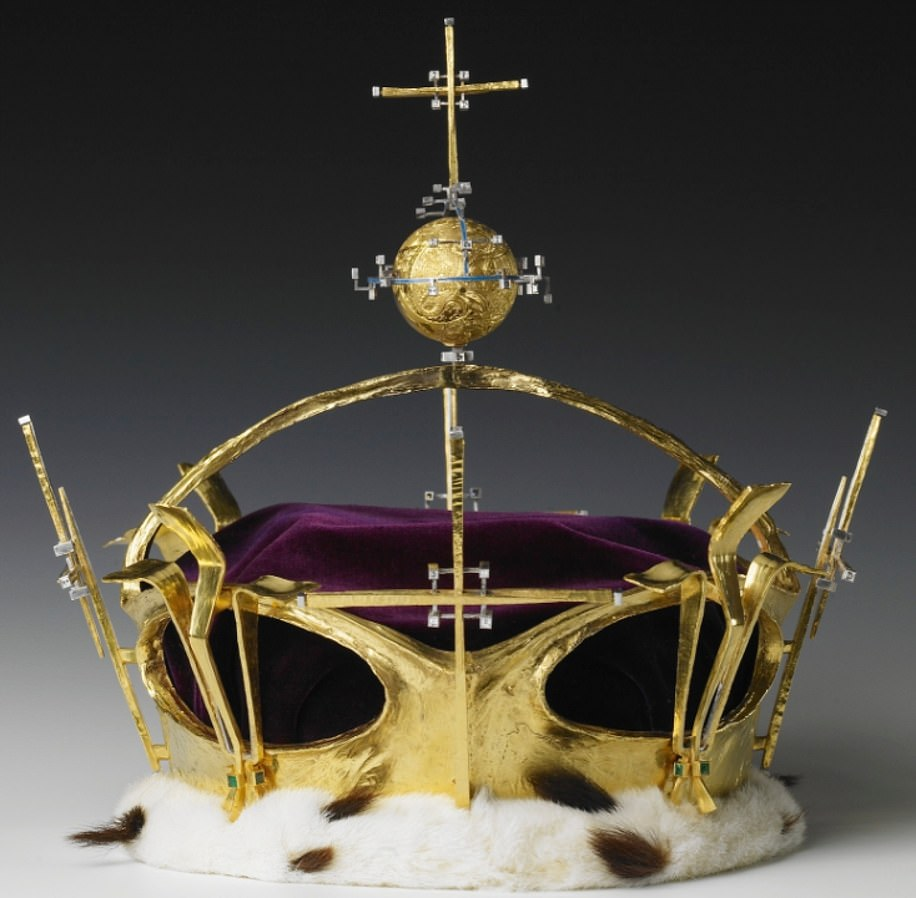 The historic coronet that a year old Charles wore as he took on the title of the Prince of Wales in What the Prince didnt realise at the time was that the original
