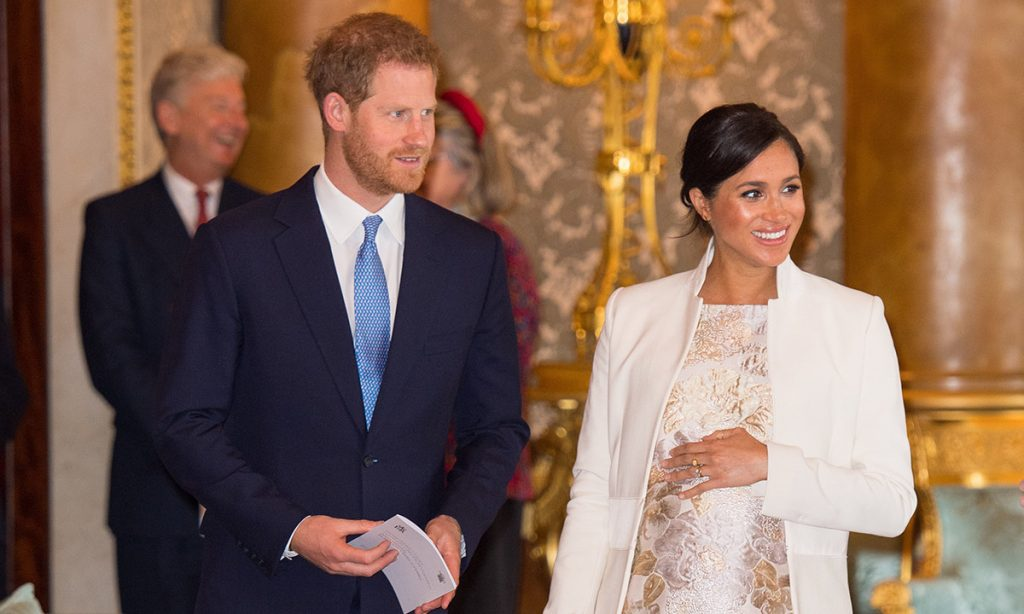 The unique royal baby names Prince Harry and Meghan Markle could choose based on their family trees Photo C GETTY IMAGES