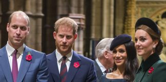 This week it was confirmed that Prince William and Kate Middleton and Prince Harry and Meghan Markle will split royal Households Photo C GETTY IMAGES