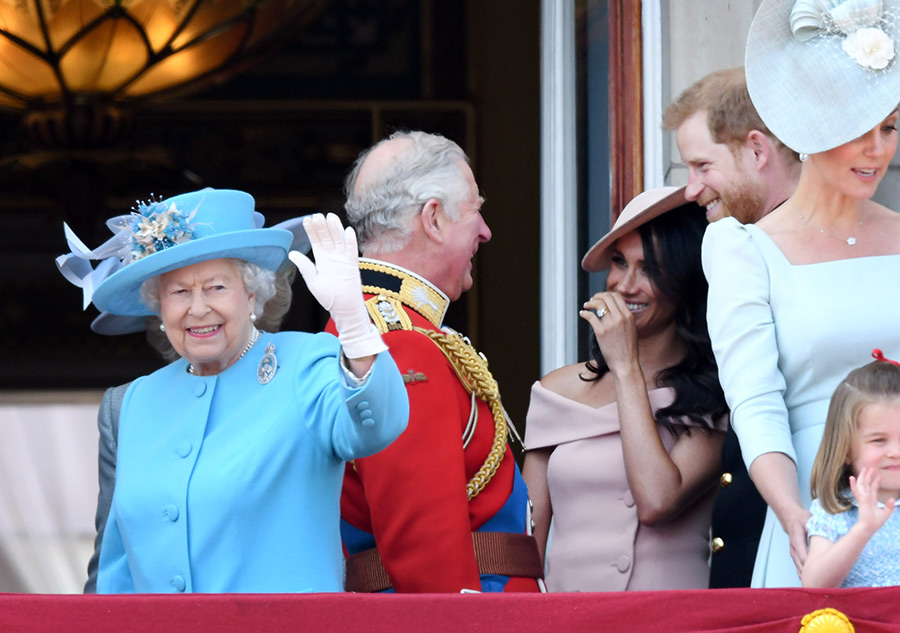Trooping the Colour Photo C GETTY IMAGES
