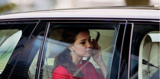 When the royal family cry Kate Middleton Princess Diana and others at poignant emotional moments Photo C REX