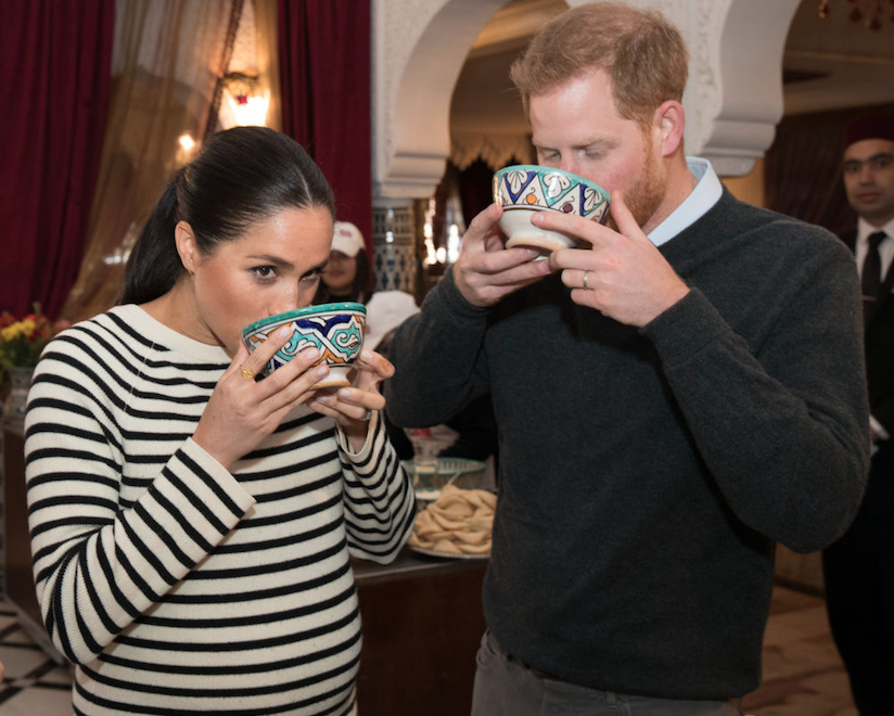 Will Meghan Markle have twins photo c WireImage