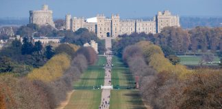 Windsor Castle is the queen's weekend home PA Images via Getty Images