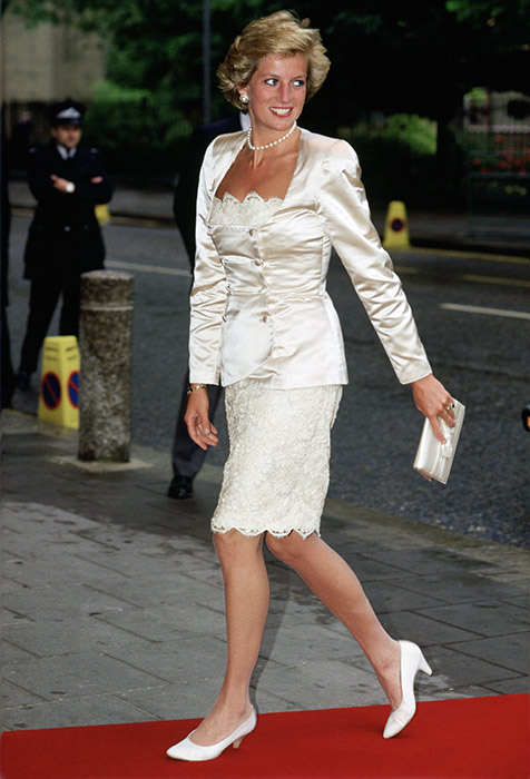princess diana shoes a