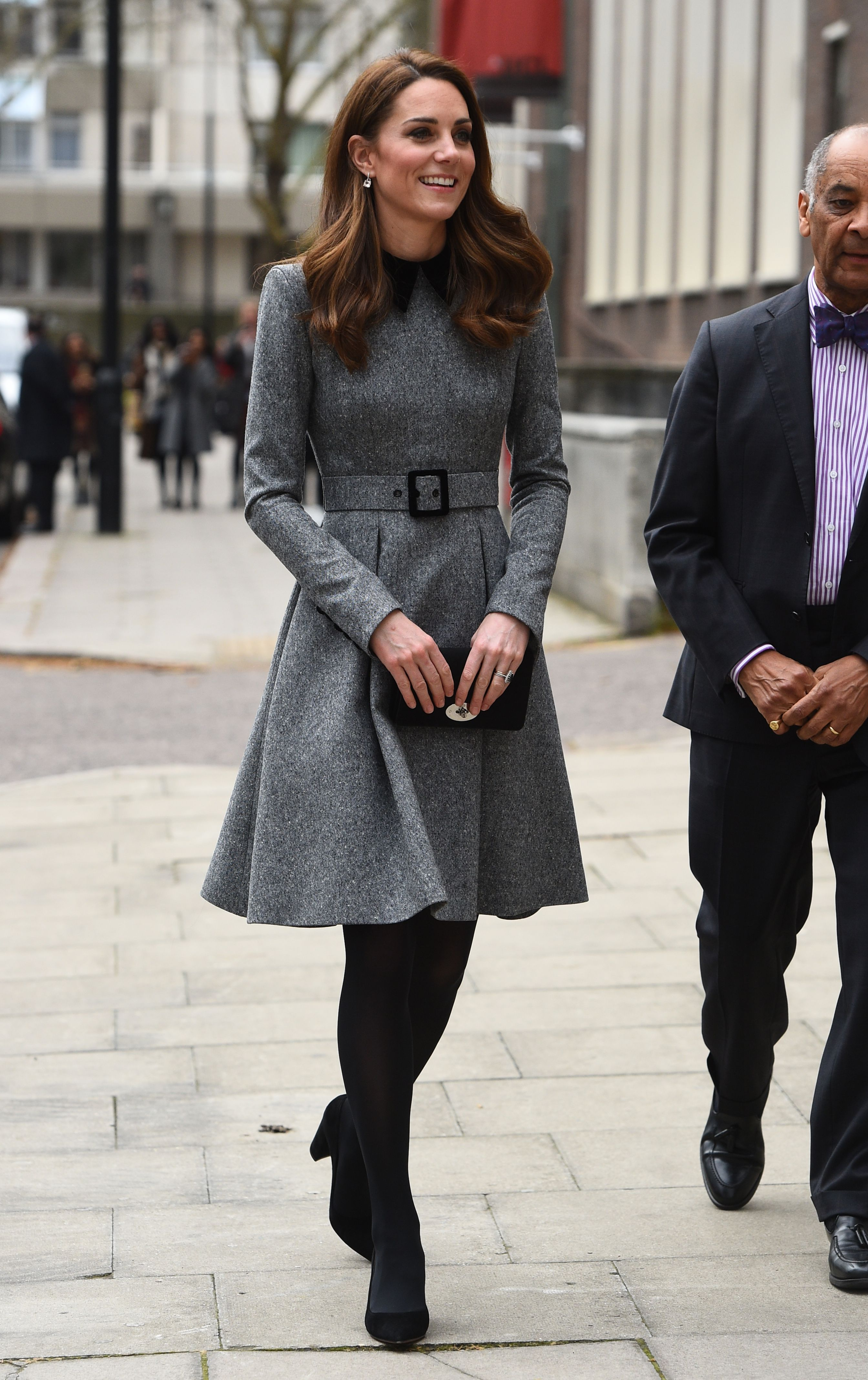Duchess of Cambridge visits the Foundling Museum