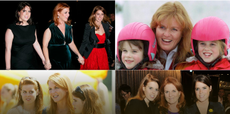 All the photos that show Sarah Ferguson has the best mother daughter bond with Princesses Beatrice and Eugenie
