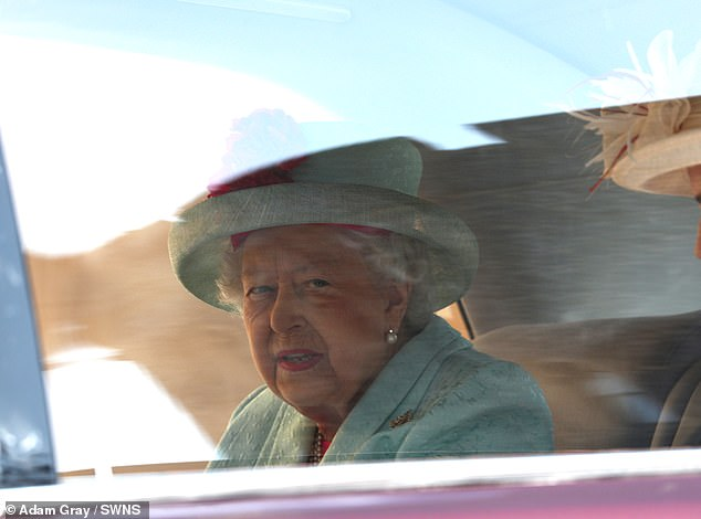 As well as today the Queen has another official birthday on the second Saturday in June each year which is commemorated with the Trooping the Colour parade