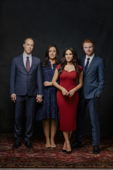 Becoming Royal is set to air next month Picture Lifetime