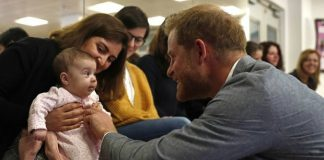 EXPECTING It comes weeks before Prince Harry and Meghan have their first child Pic PA