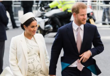 Fans are speculating as to whether Meghan Markle has already given birth or not Image Getty C ETTY