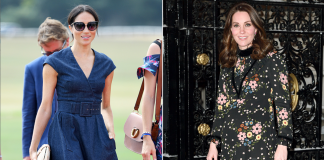 In fact it means you could essentially get lookalikes for pieces from Meghan or Kate's outfits every time they step out Photo C GETTY IMAGES