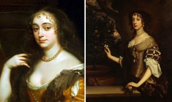 James II married Anne Hyde left who converted to Catholicism and devout Catholic Mary of Modena pphoto C getty images